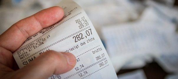 izstavljanje računov